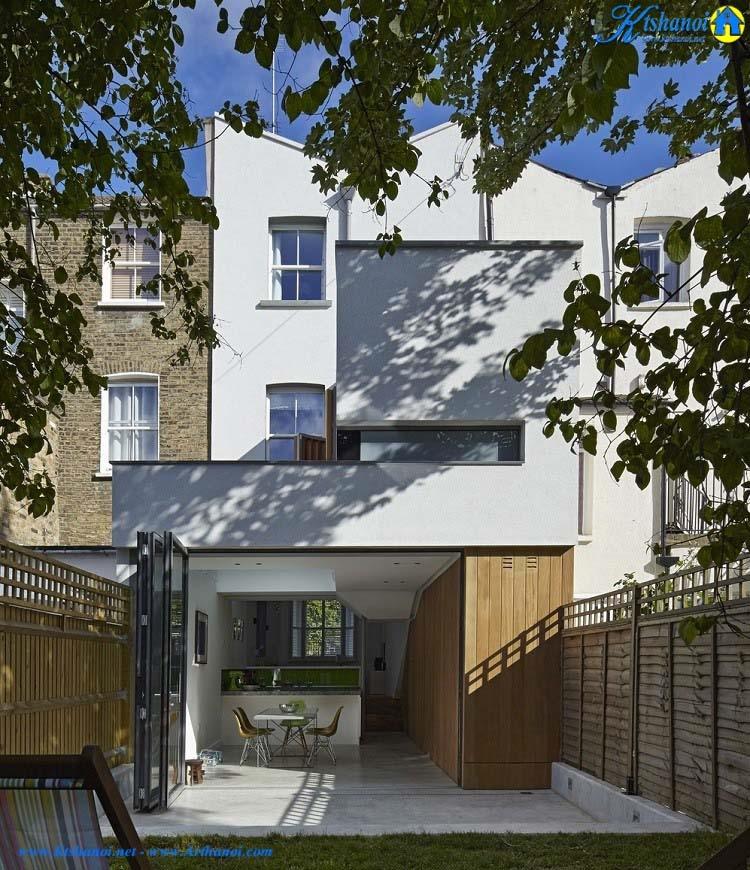 Xu hướng thiết kế nhà đẹp hiện đại phương Tây