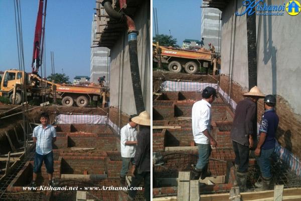 Image result for những lưu ý khi bắt đầu thi công xây dựng nhà Ktshanoi