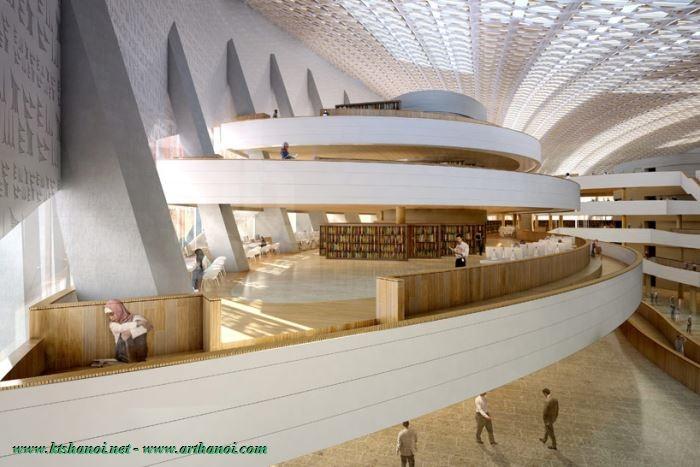 10 thư viện có kiến trúc đẹp nhất trong năm 2013