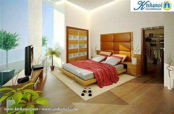 9 kiểu phòng ngủ cao cấp sang trọng