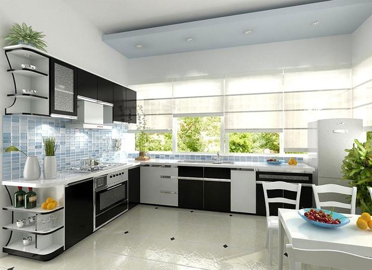 Kết quả hình ảnh cho xu hướng thiết kế nhà bếp đẹp
