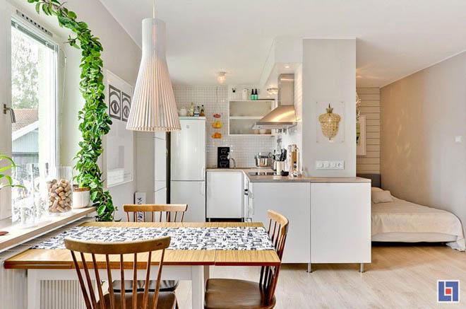 Kết quả hình ảnh cho thiết kế nội thất cho phòng bếp có diện tích nhỏ