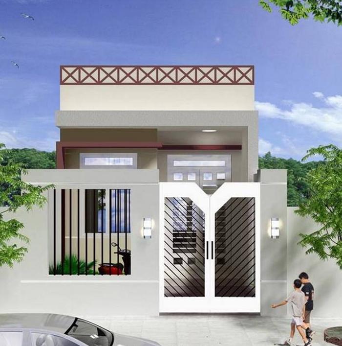 Thiết kế nội thất nhà đẹp 1 tầng theo phong cách Châu Âu