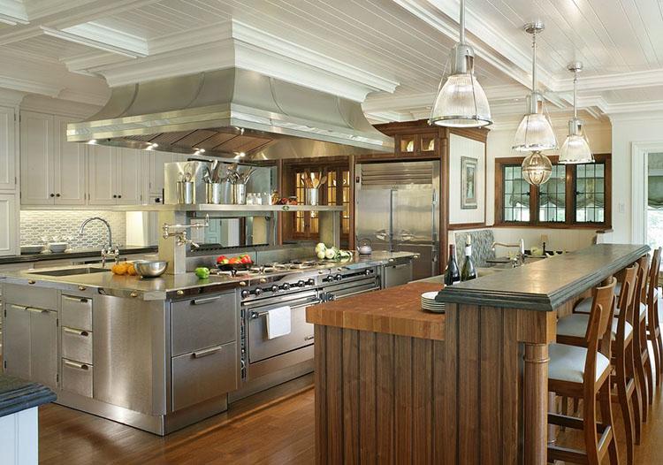Xu hướng mới nội thất nhà bếp