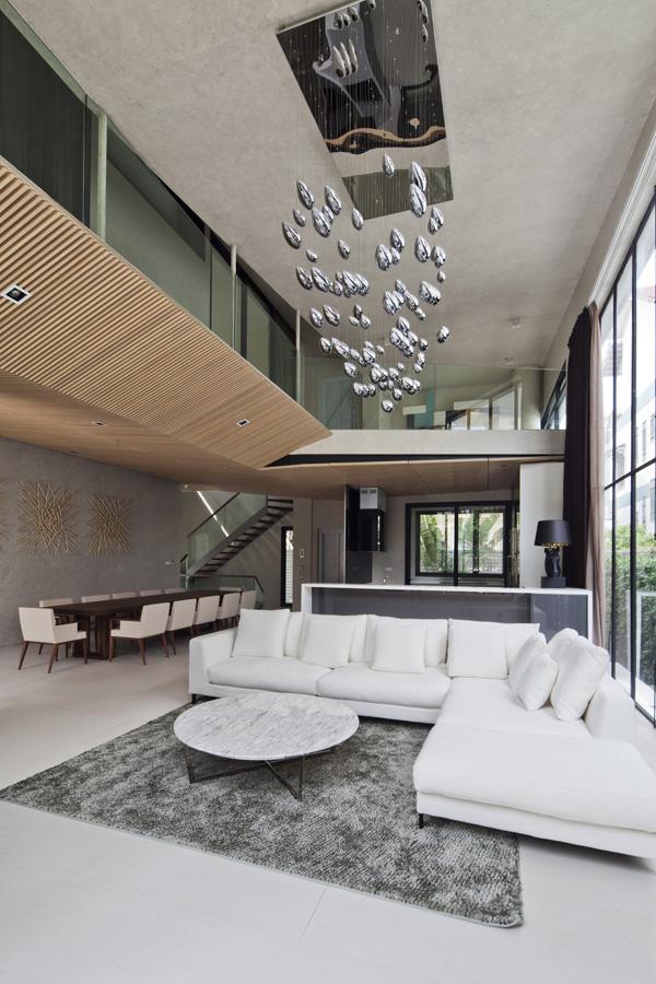 Biệt thự đẹp 3 tầng hiện đại có cây xanh kết hợp bể bơi trên tầng thượng-06