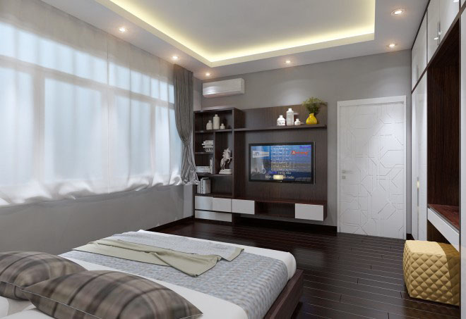 thiet-ke-nha-pho-5-tang-hien-dai-11 Thiết kế nhà phố hiện đại 5 tầng 7x13m