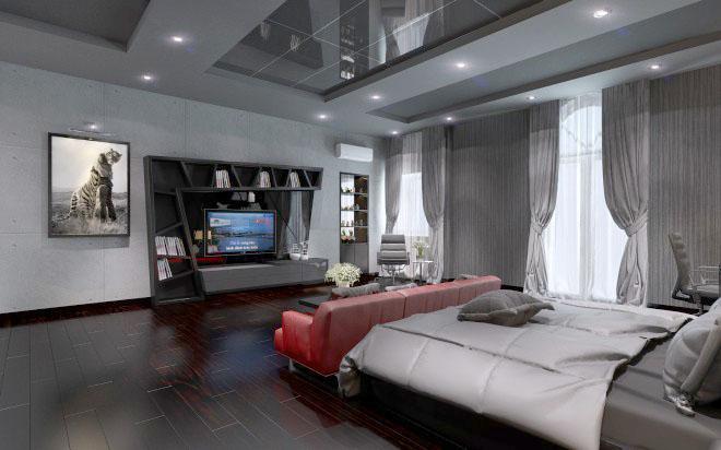 thiet-ke-nha-pho-5-tang-hien-dai-13 Thiết kế nhà phố hiện đại 5 tầng 7x13m