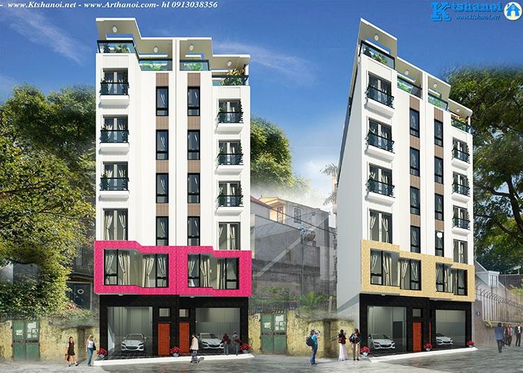 Xu hướng xây nhà phố năm 2022 nhà cho thuê